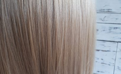Healthy fine hair